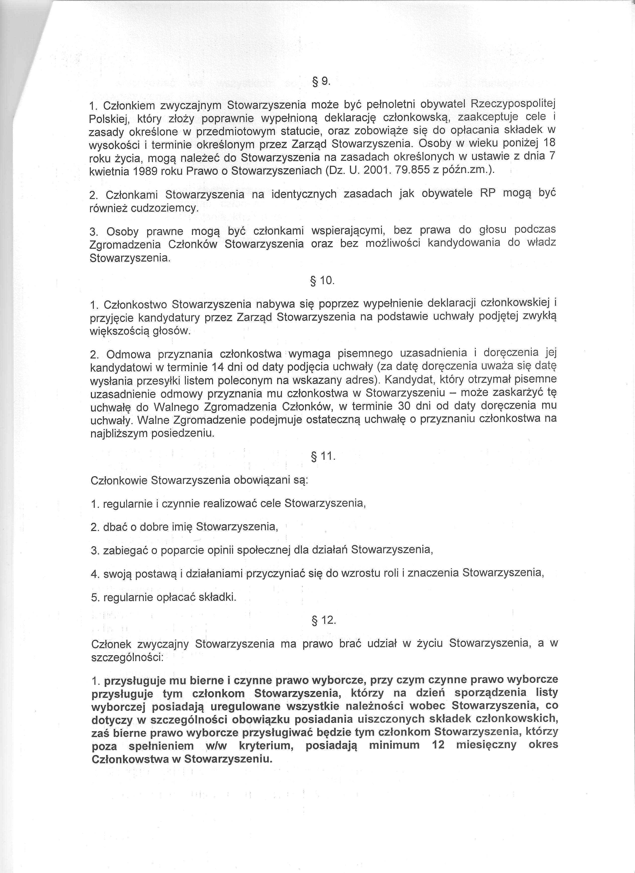 Statut str.3 001