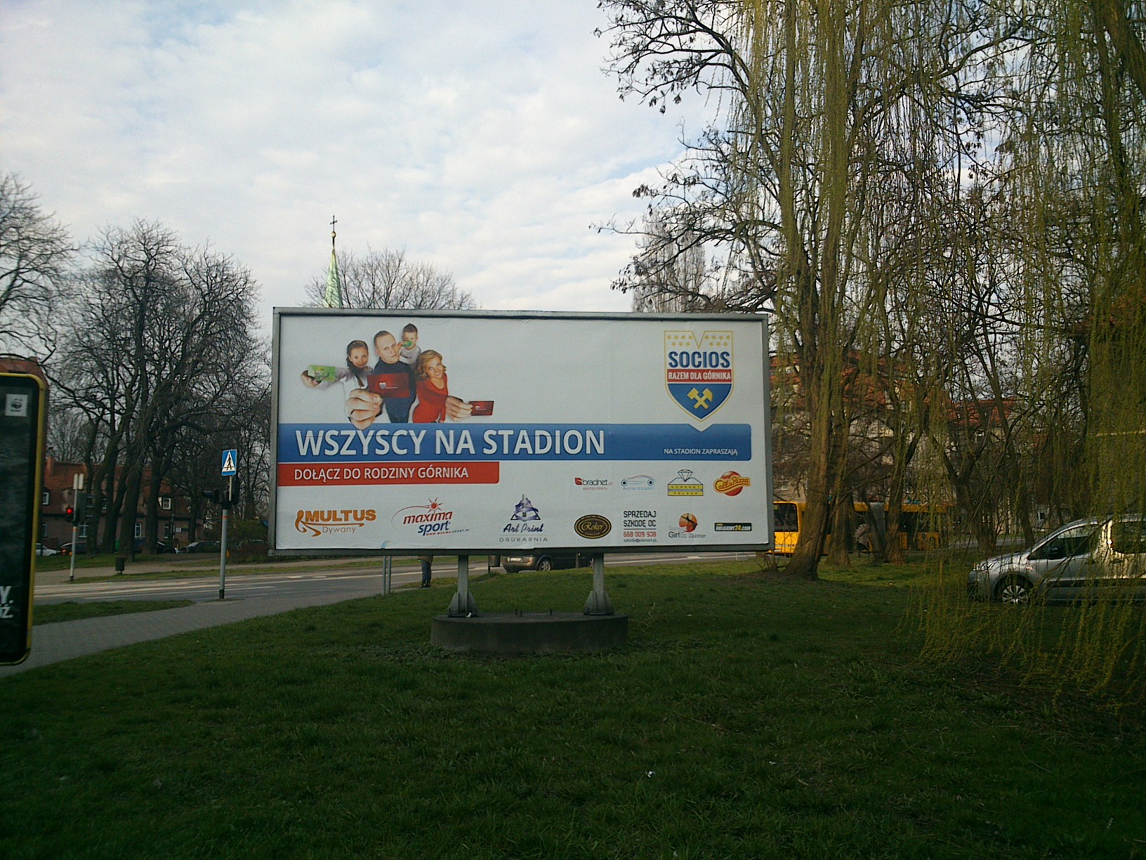 Wielka Kampania Socios Górnik Socios
