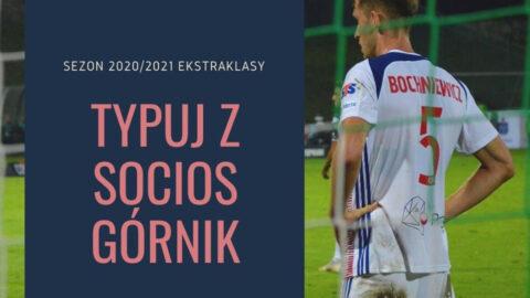 Typuj z Socios Górnik!