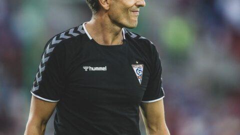 Marcin Brosz trenerem sierpnia!