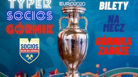 Typer Socios Górnik – EURO 2020